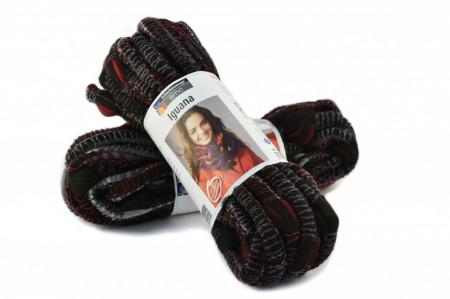 Poze Fir de tricotat sau crosetat - Fire pretricotat esarfa COATS - IGUANA- DEGRADE 83