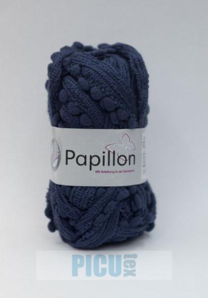 Poze Fir de tricotat sau crosetat - Fire pretricotat esarfa GRUNDL PAPILLON GP 17