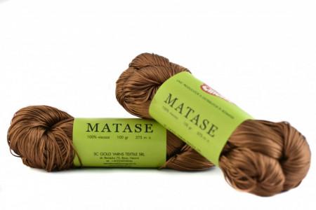 Poze Fir de tricotat sau crosetat - Fire tip matase din vascoza Canguro - MARO -379 -