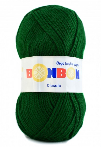 Poze Fir de tricotat sau crosetat - Fire tip mohair din acril BONBON CLASIC 98596