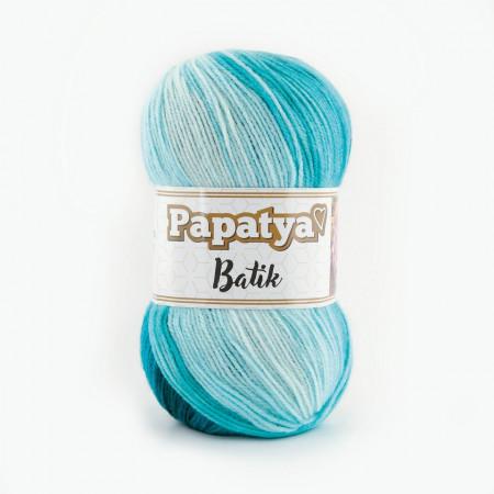 Poze Fir de tricotat sau crosetat - Fire tip mohair din acril Kamgarn Papatya Batik degrade 36