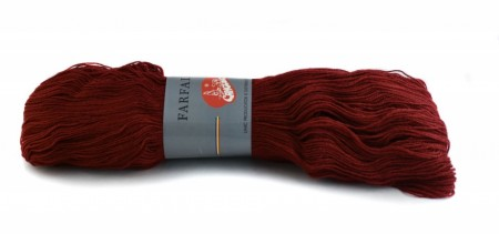 Poze Fir de tricotat sau crosetat - Fire tip mohair din acril (PNA) Canguro Farfalle GRENA 315