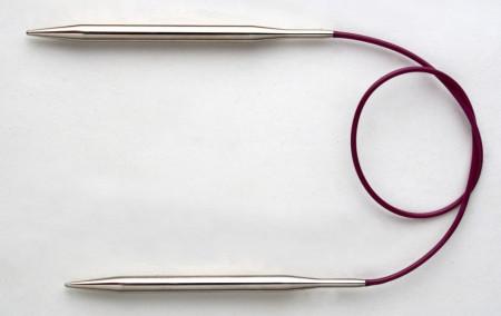 Poze KnitPro Nova Metal - andrele fixe 40 cm