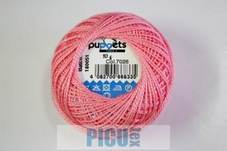 Poze Cotton perle cod 7026