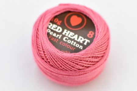 Poze Cotton perle RED HEART cod 056
