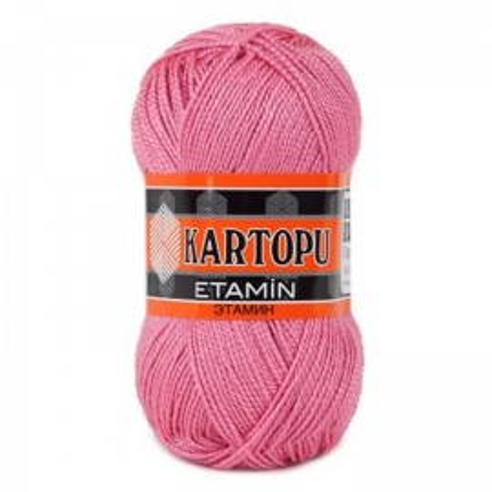 Poze Fir de tricotat,brodat sau crosetat - Fir KARTOPU ETAMIN ROZ 800