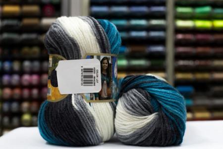 Poze Fir de tricotat sau crosetat - Fir ACRILIC ALIZE BURCUM BATIK DEGRADE 4200