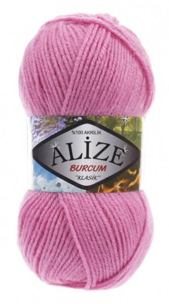 Poze Fir de tricotat sau crosetat - Fir ACRILIC ALIZE BURCUM KLASIK ROZ 178