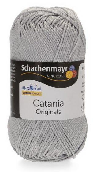 Poze Fir de tricotat sau crosetat - Fir BUMBAC 100% MERCERIZAT CATANIA NEBEL 434
