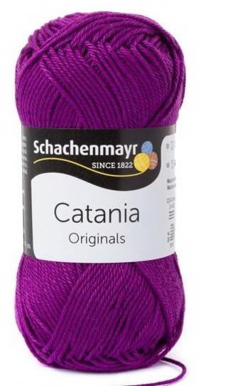 Poze Fir de tricotat sau crosetat - Fir BUMBAC 100% MERCERIZAT CATANIA PHLOX 282