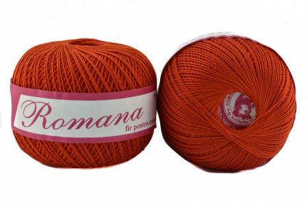 Poze Fir de tricotat sau crosetat - Fire Bumbac 100% ROMANA - ROMANOFIR BOBINA 1332