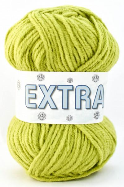Poze Fir de tricotat sau crosetat - Fire tip mohair din acril CANGURO -EXTRA VERNIL- 318
