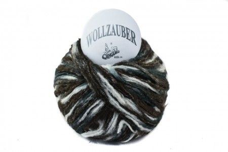 Poze Fir de tricotat sau crosetat - Fire tip mohair din acril CANGURO - Wollzauber - DEGRADE 3