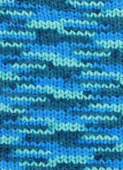 Poze Fir de tricotat sau crosetat - Fire tip mohair din acril Kamgarn Papatya Joyful degrade 03