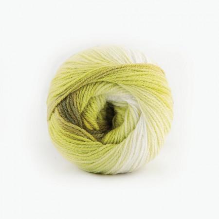 Poze Fir de tricotat sau crosetat - Fire tip mohair din acril Kamgarn Papatya Batik degrade 03