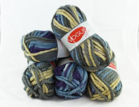 Poze Fir de tricotat sau crosetat - Fire tip mohair din acril Nako Export - #5471