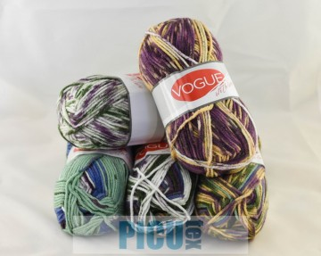 Poze Fir de tricotat sau crosetat - Fire tip mohair din acril Nako Export - #5666