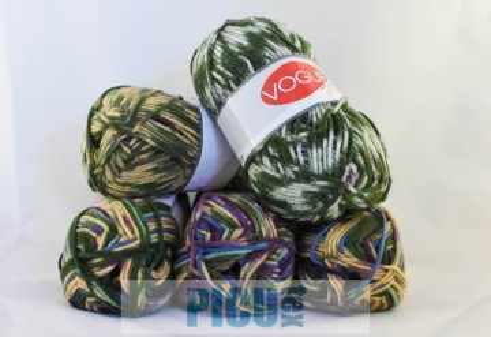Poze Fir de tricotat sau crosetat - Fire tip mohair din acril Nako Export - #5696