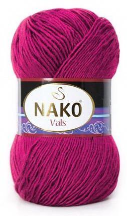 Poze Fir de tricotat sau crosetat - Fire tip mohair din acril premium Nako VALS ROZ 3107
