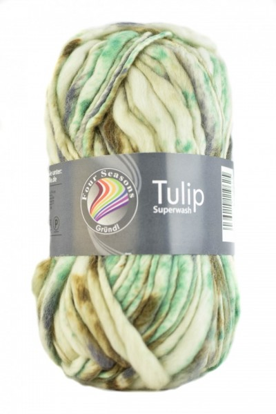 Poze Fire neregulate de tricotat sau crosetat - TULIP - Superwash - Degrade 01