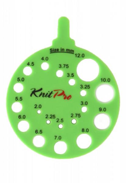 Poze KnitPro Accesorii - sablon masurare rotund
