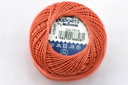 Poze Cotton perle cod 7010