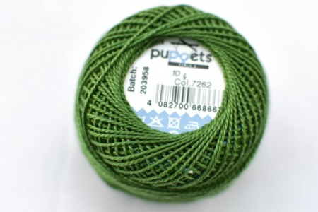 Poze Cotton perle cod 7262