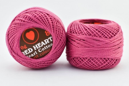 Poze Cotton perle RED HEART cod 068