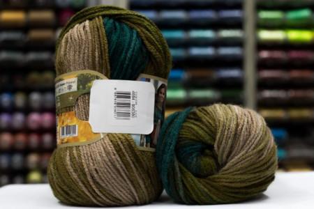 Poze Fir de tricotat sau crosetat - Fir ACRILIC ALIZE BURCUM BATIK DEGRADE 4684