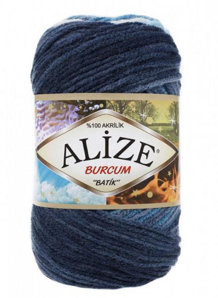 Poze Fir de tricotat sau crosetat - Fir ACRILIC ALIZE BURCUM BATIK DEGRADE 1899
