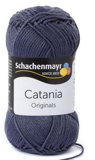 Poze Fir de tricotat sau crosetat - Fir BUMBAC 100% MERCERIZAT CATANIA GRAPHIT 393