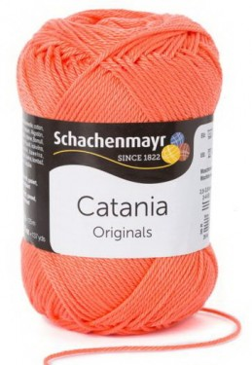 Poze Fir de tricotat sau crosetat - Fir BUMBAC 100% MERCERIZAT CATANIA KORALLE 410