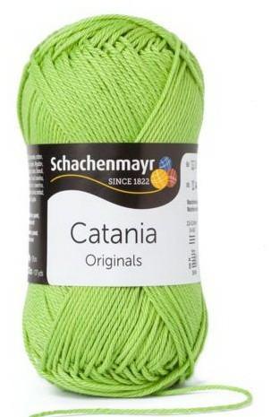 Poze Fir de tricotat sau crosetat - Fir BUMBAC 100% MERCERIZAT CATANIA GREENERY 418