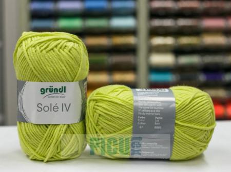 Poze Fir de tricotat sau crosetat - Fir GRUNDL - SOLE - VERNIL - 47