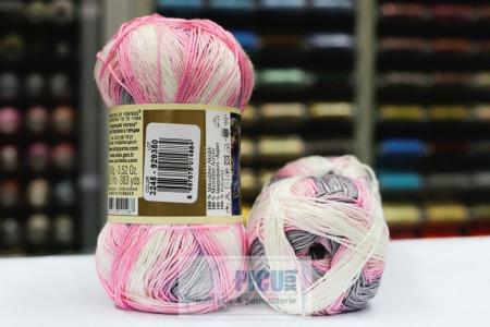Poze Fir de tricotat sau crosetat - Fir microfibra ALIZE DIVA BATIK DEGRADE 3245