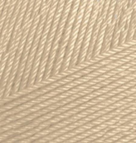 Poze Fir de tricotat sau crosetat - Fir microfibra ALIZE DIVA STRETCH BEJ 368
