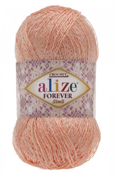 Poze Fir de tricotat sau crosetat - Fir microfibra ALIZE FOREVER SIMLI FREZ 282