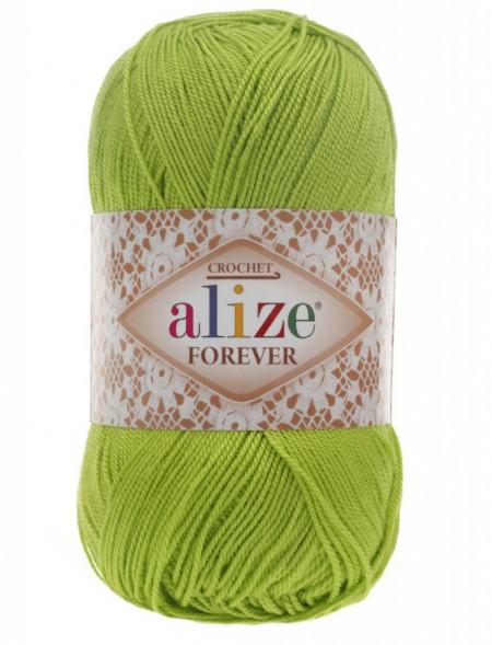 Poze Fir de tricotat sau crosetat - Fir microfibra ALIZE FOREVER VERNIL 612