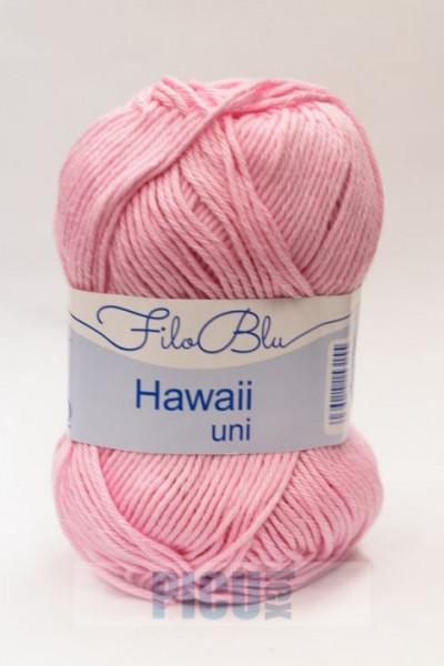 Poze Fir de tricotat sau crosetat - Fire amestec Bumbac 100% GRUNDL HAWAII UNI - ROZ - 02