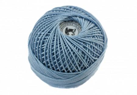 Poze Fir de tricotat sau crosetat - Fire Bumbac 100% ANGELICA ROMANOFIR BOBINA BLEO 1231