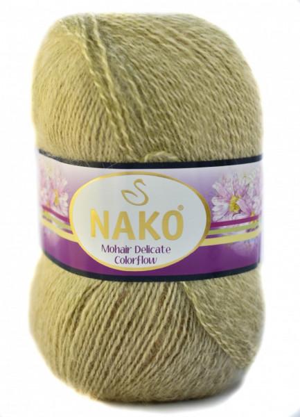 Poze Fir de tricotat sau crosetat - Fire tip mohair acril NAKO MOHAIR DELICATE COLORFLOW DEGRADE 28094