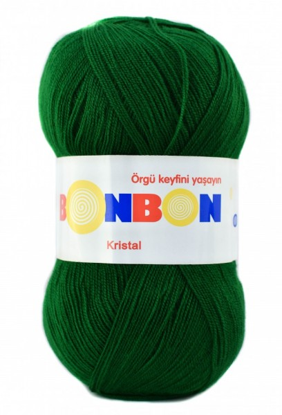 Poze Fir de tricotat sau crosetat - Fire tip mohair din acril BONBON KRISTAL 98596