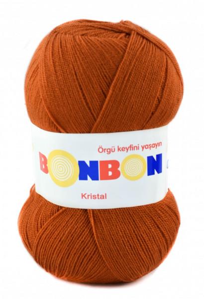 Poze Fir de tricotat sau crosetat - Fire tip mohair din acril BONBON KRISTAL 98871