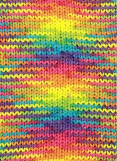 Poze Fir de tricotat sau crosetat - Fire tip mohair din acril Kamgarn Papatya Joyful degrade 16