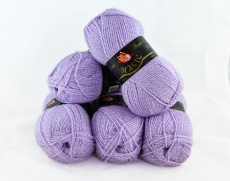 Poze Fir de tricotat sau crosetat - Fire tip mohair din acril Nako Export - #5460