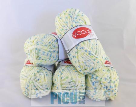 Poze Fir de tricotat sau crosetat - Fire tip mohair din acril Nako Export - #5488