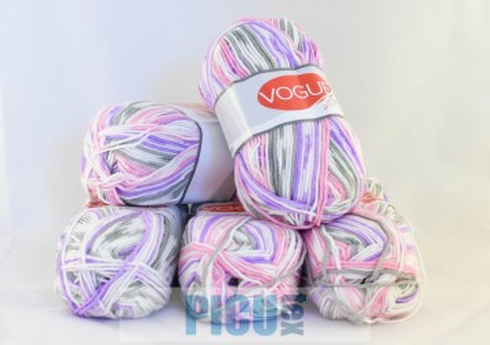 Poze Fir de tricotat sau crosetat - Fire tip mohair din acril Nako Export - #5717