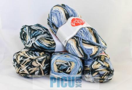 Poze Fir de tricotat sau crosetat - Fire tip mohair din acril Nako Export - #6064