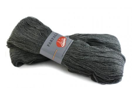 Poze Fir de tricotat sau crosetat - Fire tip mohair din acril (PNA) Canguro Farfalle GRI 342