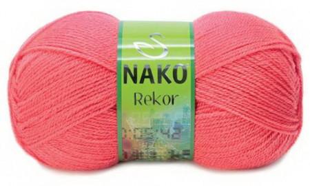 Poze Fir de tricotat sau crosetat - Fire tip mohair din acril premium Nako REKOR ROZ 5138